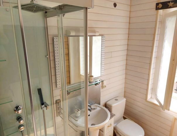 salle de bain location arcachon